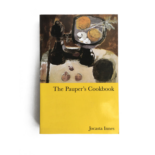 The Pauper's Cookbook by Jocasta Innes