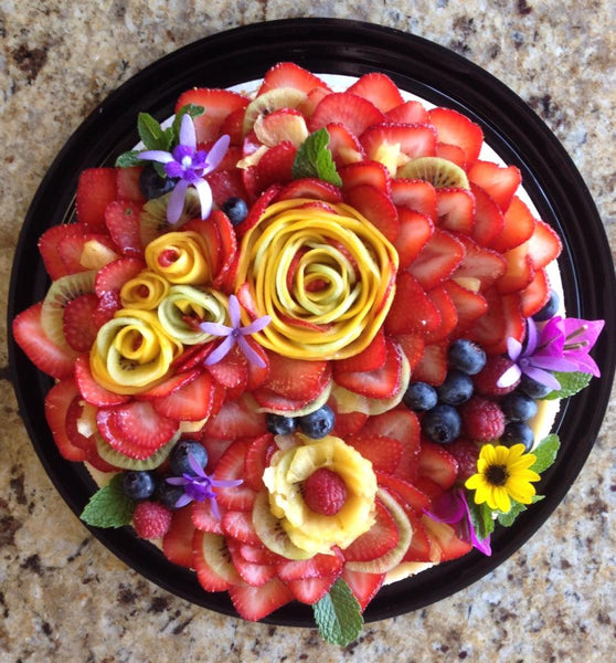 Specialty Fruit Cheesecake