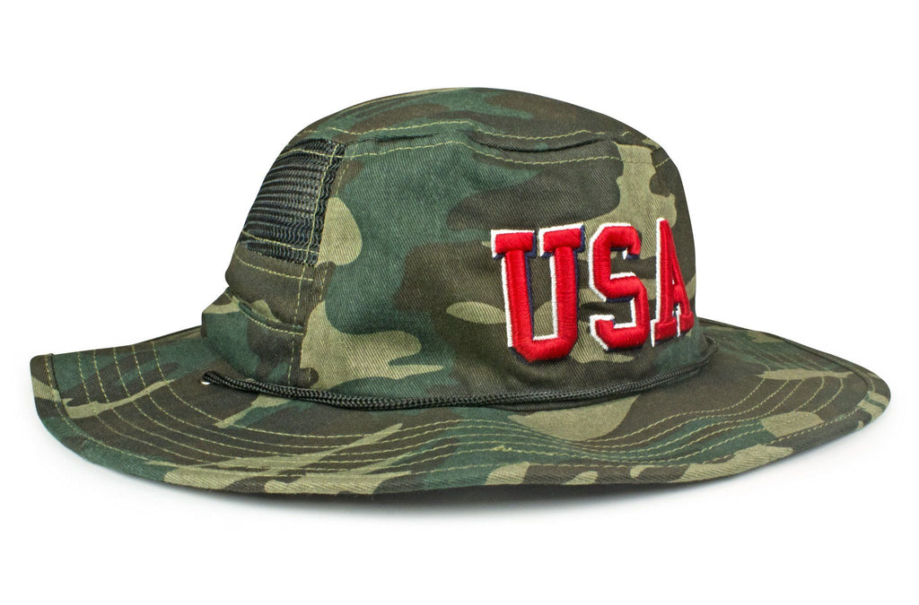 The Ivy League USA Boonie