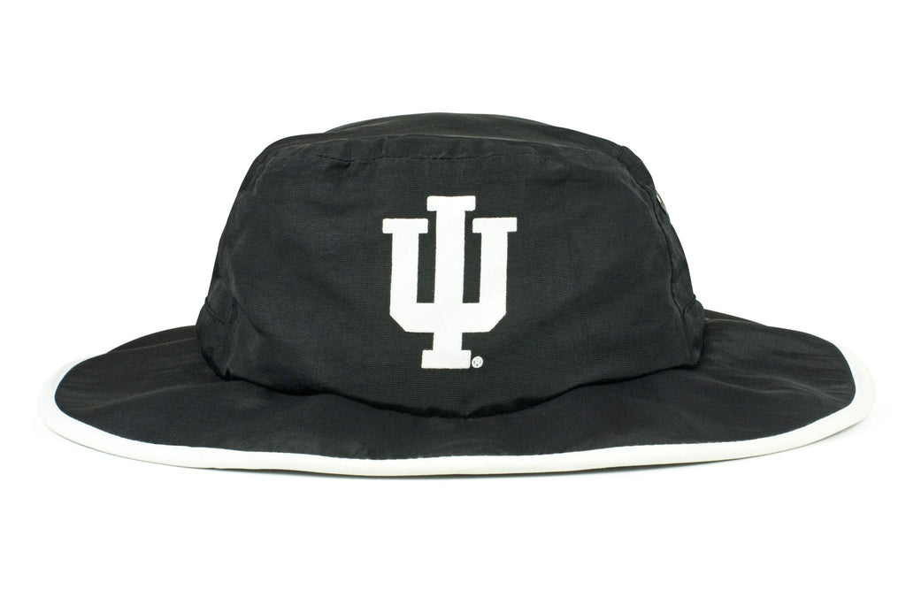 The Indiana Hoosiers Black Waterproof Boonie
