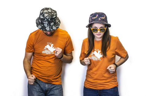 "Cowbucker ""Let 'er Buck"" Shirt"