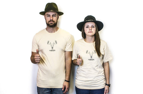 "Cowbucker ""Old West"" Shirt"