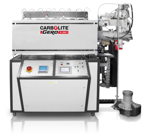 Carbolite Tube Furnace with Eight Zones - AZ