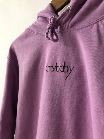 the crybaby hoody