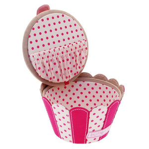Button It Sweet Cupcake Novelty Pin Cushion & Button Box