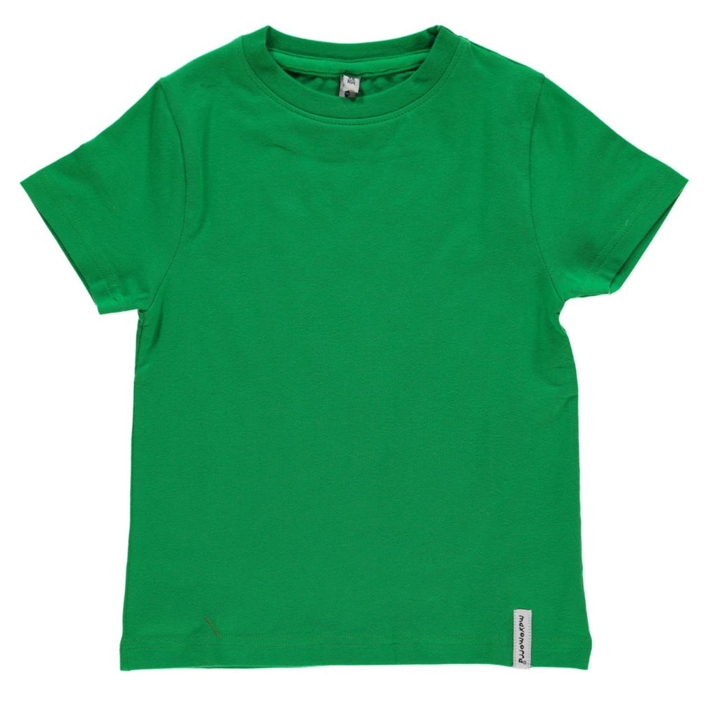 Green T-shirt (0-2 years)-Maxomorra-Freedom Kids