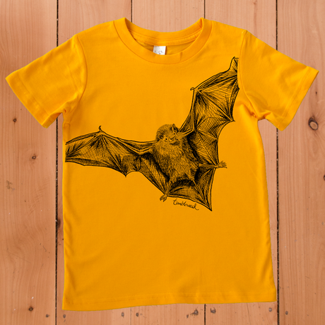 Pekapeka /Bat T-shirt (2-12 years)