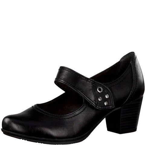 jana black shoe