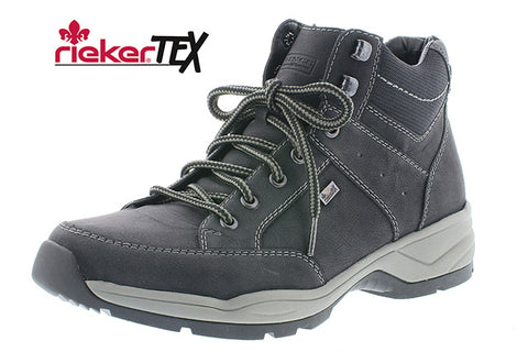 Rieker Mens walking water proof ankle boot
