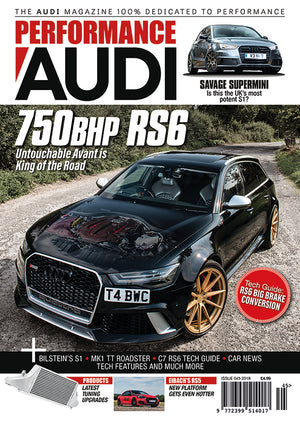 Performance Audi issue 45 (FREE POST UK)