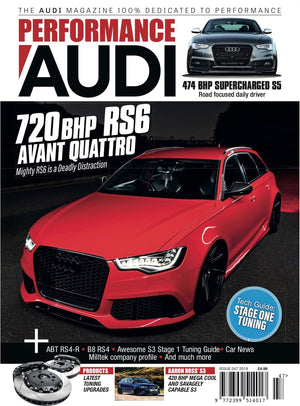 Performance Audi issue 47 (FREE POST UK)