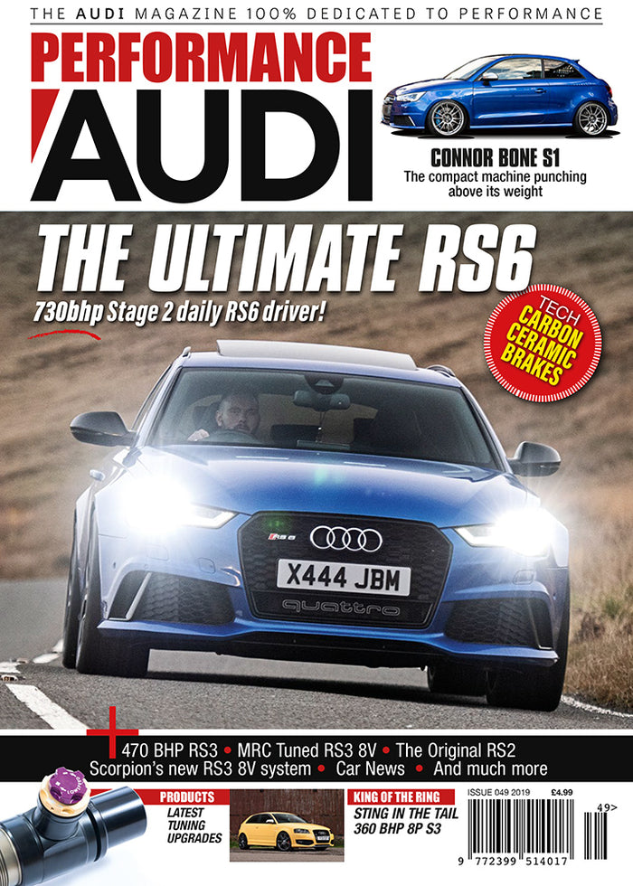 Performance Audi issue 49 (FREE post UK)