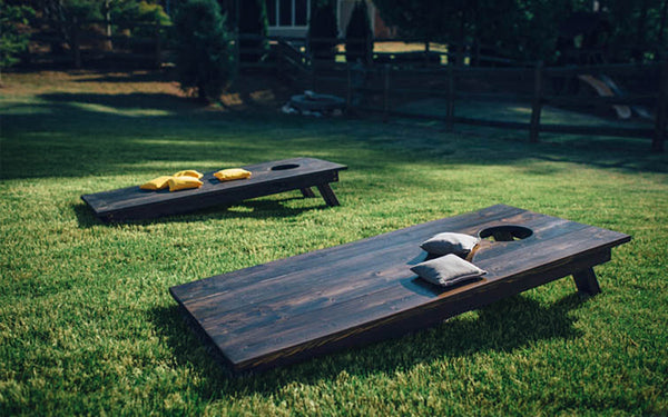 Corn Hole Two-Player Team Registration Purchase