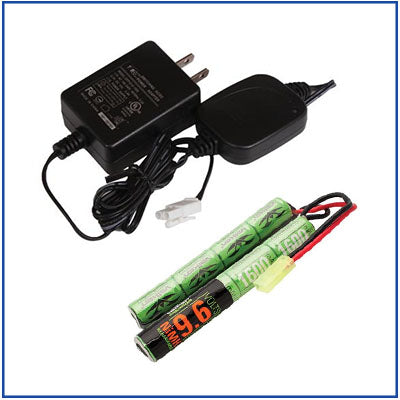 9.6v Battery and Smart Charger Combo Deal