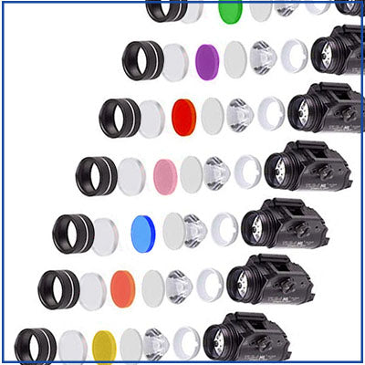 AS - Ricochet Duo Colored Lens - Streamlight TLR-1 - Various Colors