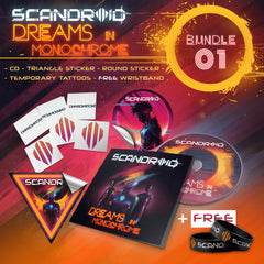 Scandroid - Dreams in Monochrome Bundle 01