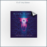 Blue Stahli - Antisleep Vol. 4 5x5