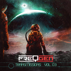 FreqGen - Transmissions: Vol. 03 (Digital Album)