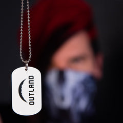 Outland - Galactic Explorer Dog Tag