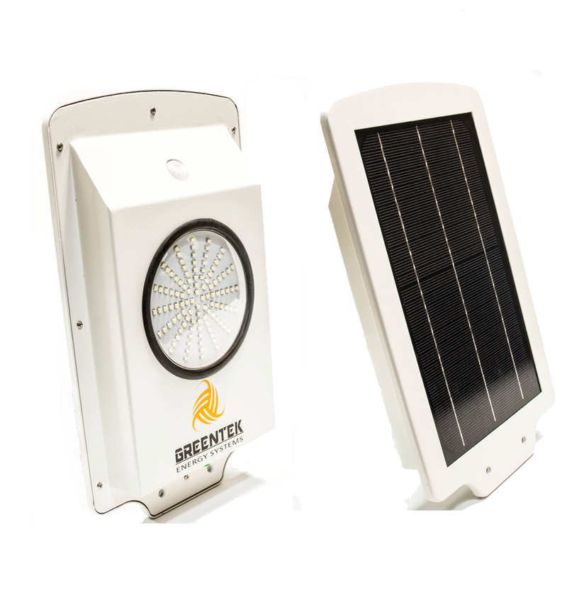 6W Solar LED Pathway And Street Light - Green Light Depot