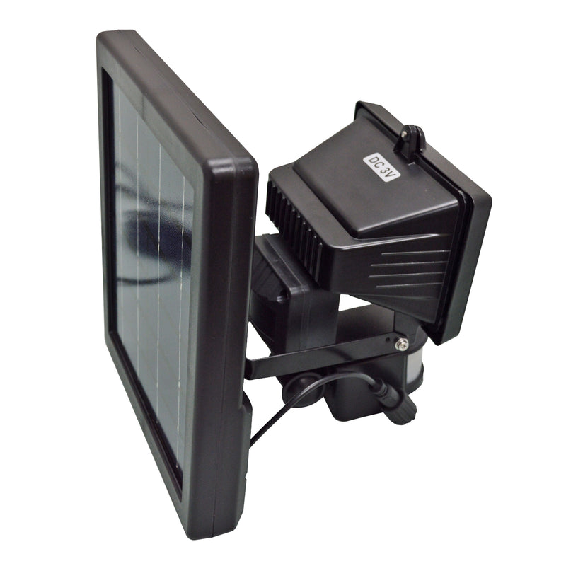 Solar LED Flood Light - Motion Sensor - Security Flood Light - Green Light Depot