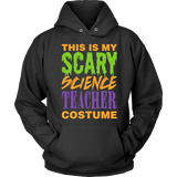 Science - Halloween Costume - Hoodie / Black / S - 4
