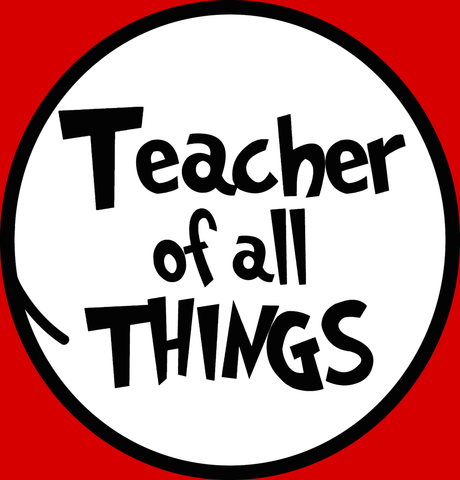 Teacher - Of All Things
