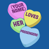 School Bus Driver - Candy Hearts -  - 15