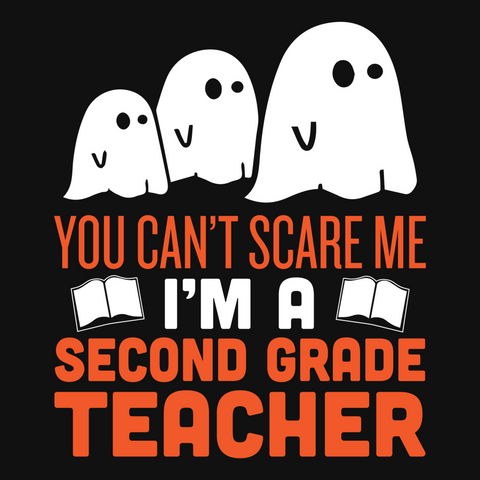 Second Grade - Ghosts -  - 13