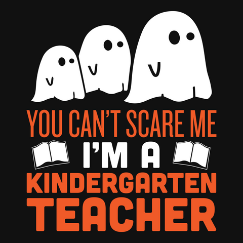Kindergarten - Halloween Ghost -  - 9