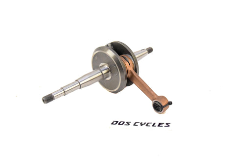 Derbi Flat Reed Top Crankshaft