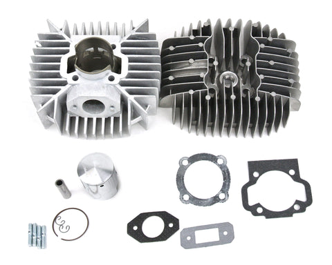 "Puch Parmakit 47mm ""74cc"" Cylinder Kit with Head"