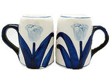 Tulips Cups Collectible Salt and Pepper Shaker - DutchNovelties  - 2