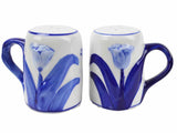 Tulips Cups Collectible Salt and Pepper Shaker - DutchNovelties  - 1