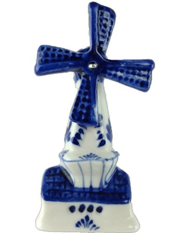 Delft Windmill Novelty Magnets 3-D - DutchNovelties  - 1