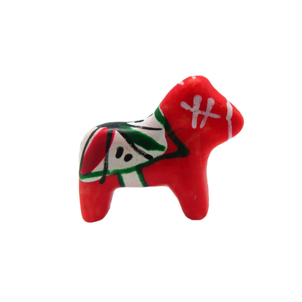 Dala Horses Red Miniature Swedish