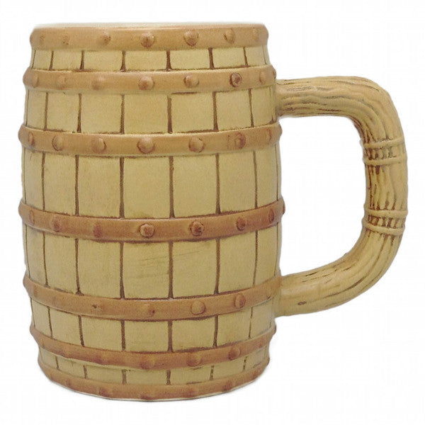 Beer Keg Beer Stein - DutchNovelties  - 1