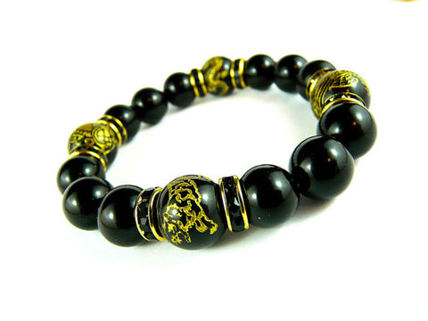 Four Guardian Spirits Power Stone Bracelet