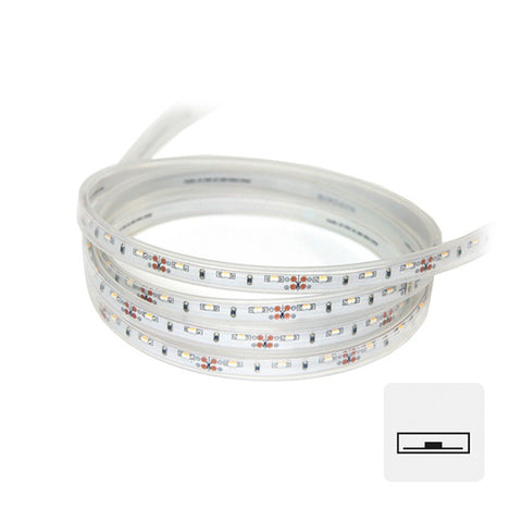 Side-Emitting 12V IP65 Ribbon Strip - 5 metre reel