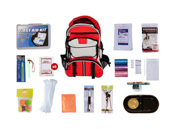 Home or Evacuation Cat 72 Hour Survival Kit