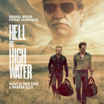 Nick Cave & Warren Ellis 'Hell Or High Water' Soundtrack LP
