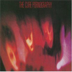 The Cure 'Pornography' LP