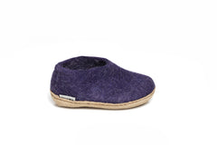 Glerups Kids Shoes - purple - AA-05-00 - my little wish  - 2