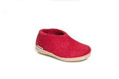 Glerups Kids Shoes - red - AA-08-00 - my little wish  - 1