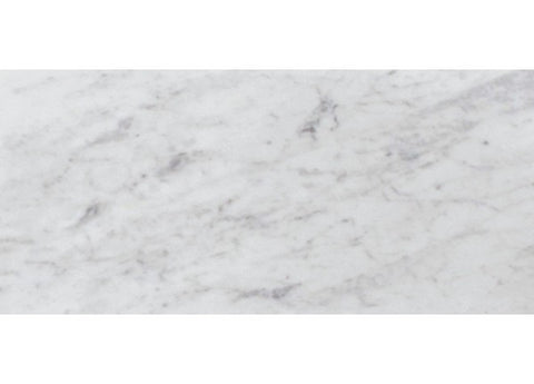 "Bianco Carrara Polished 3""x6"""