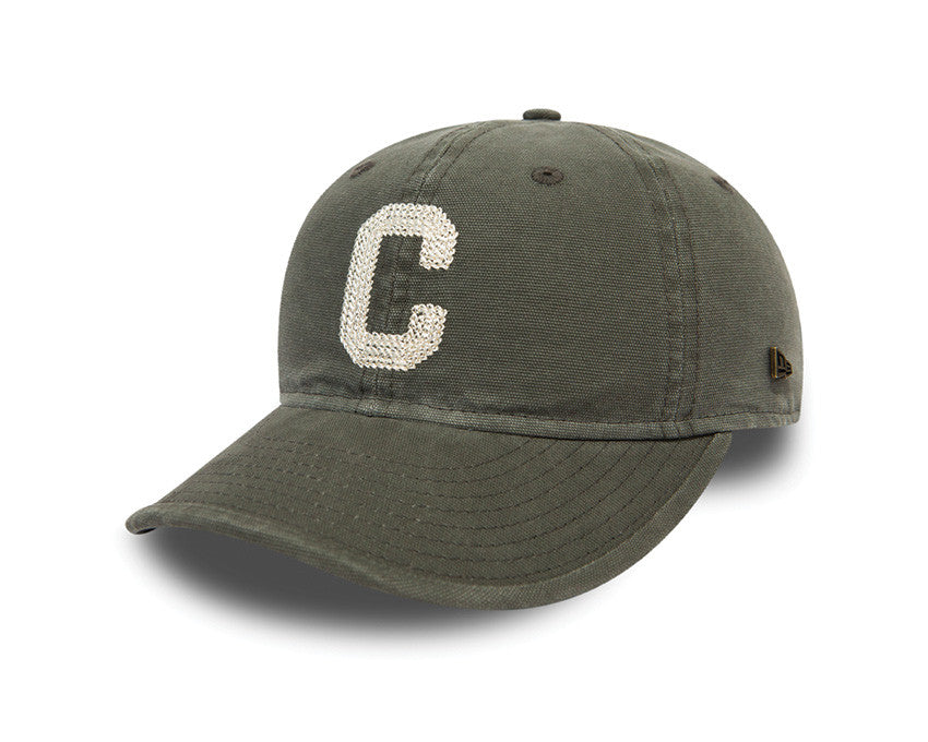 New Era Chicago Cubs The Veteran Low Profile 9FIFTY Strapback