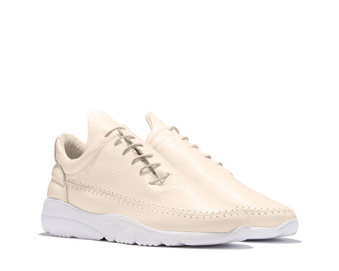 Filling Pieces Apache Runner Low White Cream