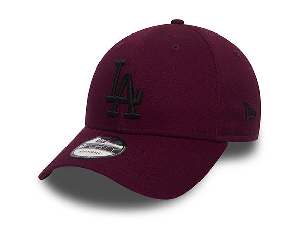 New Era 9FORTY Los Angels Dodgers Maroon