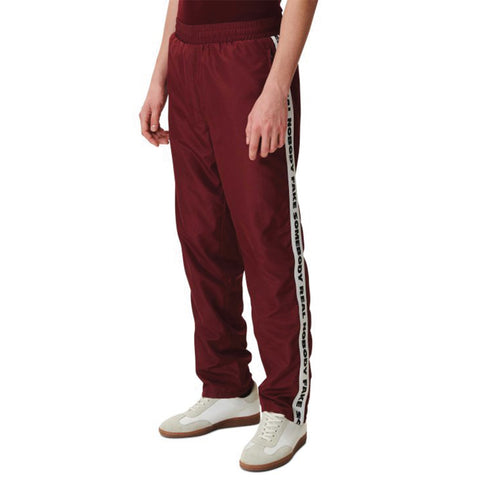 Wood Wood Robby Trousers Red