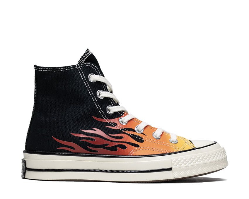 Converse Chuck Taylor 70 High OX Flames Black 165024C
